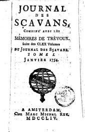 Le journal des sçavans, combiné avec les mémoires de Trévoux: Volume1