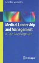 Medical Leadership and Management PDF