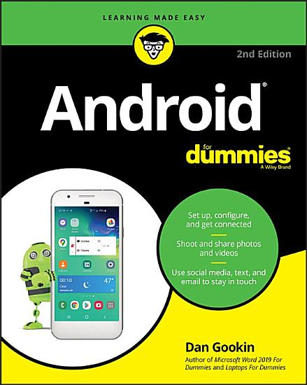 Android For Dummies PDF