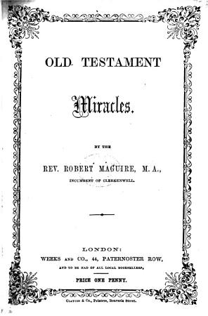 The Miracles of Christ  Expositions  Critical  Doctrinal  Experimental PDF