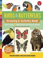 Birds   Butterflies Drawing   Activity Book PDF
