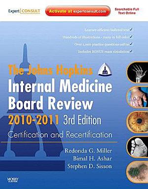 Internal Medicine Board Review 2010 2011