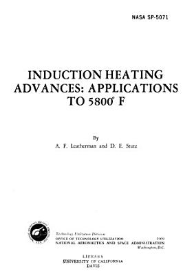 Induction Heating Advances PDF