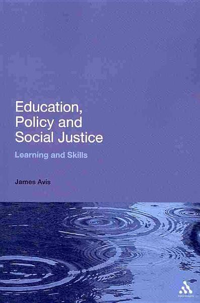 Education  Policy and Social Justice