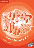 Super Minds Level 4 Teacher s Resource Book with Audio CD PDF