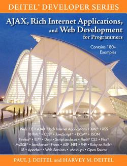 Ajax  Rich Internet Applications  and Web Development for Programmers PDF