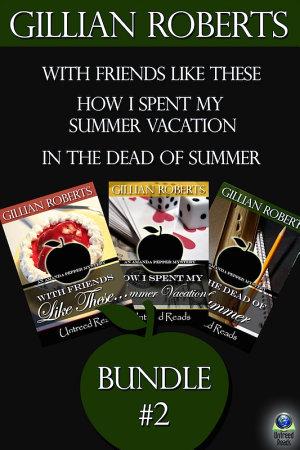 The Amanda Pepper Mysteries, Bundle #2