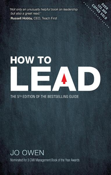 Download How to Lead Book