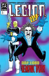 L.E.G.I.O.N. (1989-) #5
