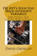 DR HIT's Effective High Intensity Variables