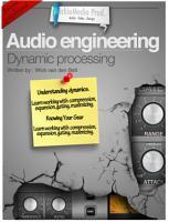 Audio Engineering   Dynamic Processing PDF