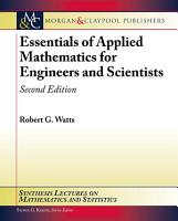 Essentials of Applied Mathematics for Engineers and Scientists PDF