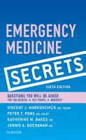 Emergency Medicine Secrets PDF