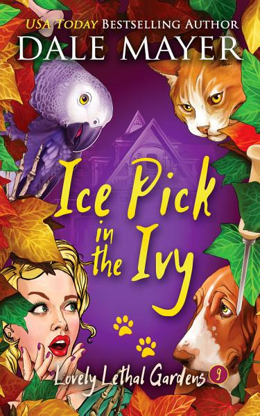 Download Ice Pick in the Ivy Book