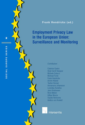 Employment Privacy Law in the European Union