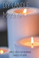 DIY Candle Making