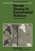 Remote Sensing for Environmental Sciences PDF