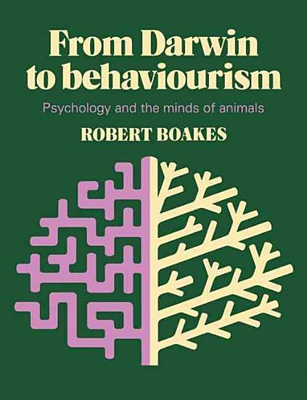 From Darwin to Behaviourism PDF