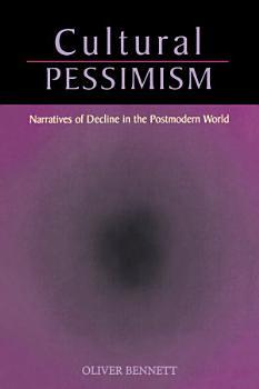 Cultural Pessimism PDF