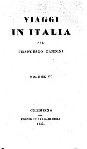 Viaggi in Italia: Volume 22