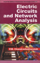 Electric Circuits and Network Analysis