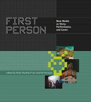 First Person PDF