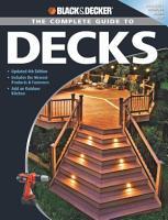 Black   Decker The Complete Guide to Decks PDF