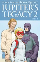 Jupiter's Legacy Vol. 2 #3 (Of 5)