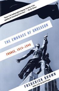 The Embrace of Unreason PDF