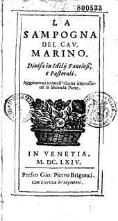 La Sampogna del cavalier Marino