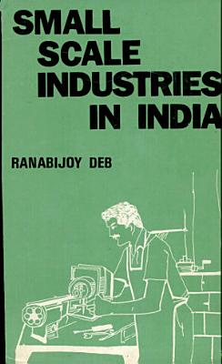 Small Scale Industries in India PDF