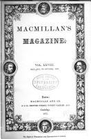 Macmillan s Magazine PDF