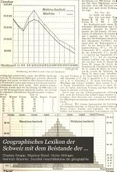 Geographisches Lexikon der Schweiz: Band 5