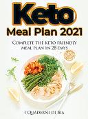 Keto Meal Plan 2021 PDF