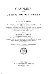 Gasoline and Other Motor Fuels