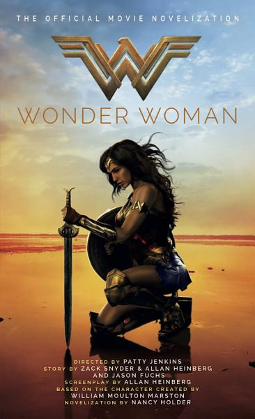 Download Wonder Woman  The Official Movie Novelization Book
