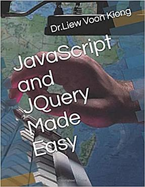 JavaScript and JQuery Made Easy PDF