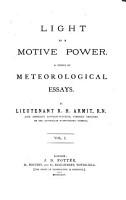 Light as a Motive Power PDF