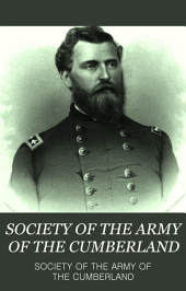 Reunion of the Society of the Army of the Cumberland: Volume 23