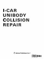 I Car Unibody Collision Repair PDF