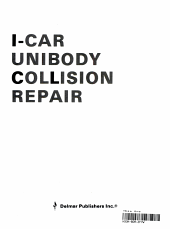 I Car Unibody Collision Repair PDF