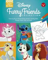 Learn to Draw Disney Furry Friends Collection PDF