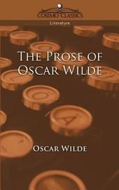 The Prose of Oscar Wilde
