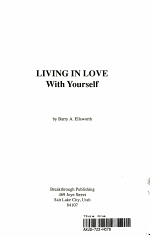 Living in Love with Yourself