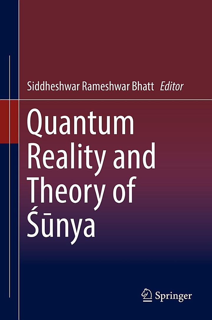 Quantum Reality and Theory of Śūnya