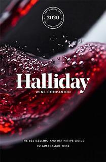 Halliday Wine Companion 2020 Book