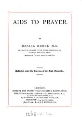 Aids to prayer, lectures
