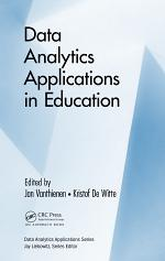 Data Analytics Applications in Education