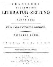 Jenaische allgemeine Literatur-Zeitung: Band 131