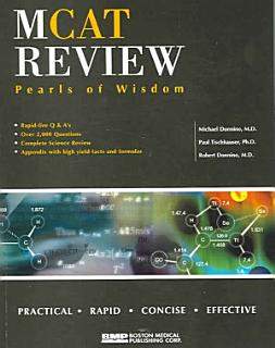 MCAT Review Book